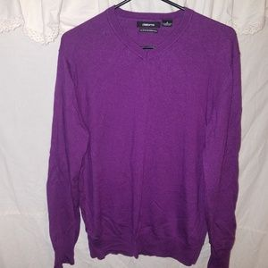 Claiborne sweater size medium